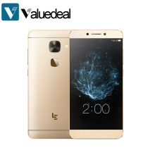 In stock LeTV LeEco Le S3 X622/x626 5.5 Inch 4G LTE Smartphone Helio X20 Deca Core 4GB RAM 32GB ROM 21.0 MP Android 6.0 phone(China)