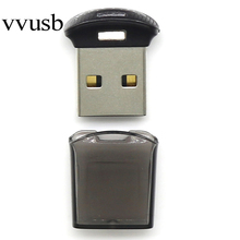 vvusb Super Deal USB Flash Drives 64GB 32GB Pen Drive 16GB Pendrive waterproof 8GB U Disk Storage mini black pen/car/thumbdrives