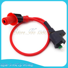 Red Ignition Coil Fit Hammerhead Carter Bros 150cc 250cc Go Kart Buggy 6.000.257(China)