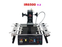 LY IR6500 V.2 infrared BGA machine,motherboard repair machine,with pcb jig BGA station, free tax to Russia