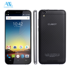 Cubot Manito MT6737 Quad-Core 13MP Camera Android 6.0 Cell Phone 5.0 Inch Smartphon 3GB RAM 16GB ROM FDD LTE Mobile Phone(China)