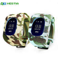 HESTIA BRAND Q50 Smart Watch Kid Safe GPS SOS Call Finder Locator Tracker for Kid Child Anti-Lost Monitor Baby Gift PK Q90 V7K(China)