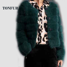2017 Hot Top New Real Natural Mink Fur Coat For women warm fashion Genuine Mink Fur Waistcoat Short Jacket FP382 Free Shipping