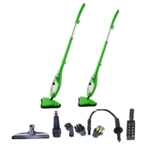 5in1 Steam cleaner mop Handheld stick 1300w power high temperature water steam cleaner with different clean tubes window cleaner