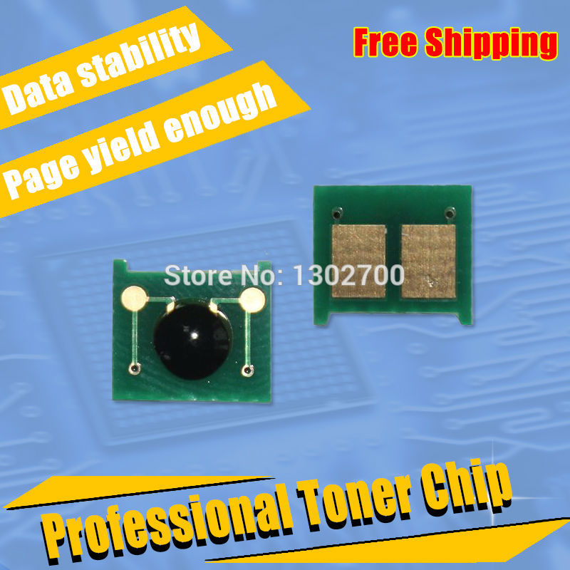 24PCS CC530A CC531A CC532A CC533A toner cartridge chip For HP Color laserJet CP2020 CP2025 CM2320 CP2022 powder refill reset<br><br>Aliexpress