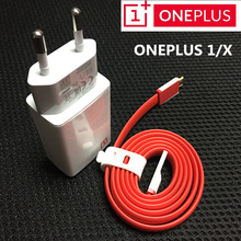 Original 1+ ONEPLUS One 1 X Charger 5V/2A One Plus Mobile phone Usb Wall Travel Charge Adapter with Micro USB Data Sync Cable