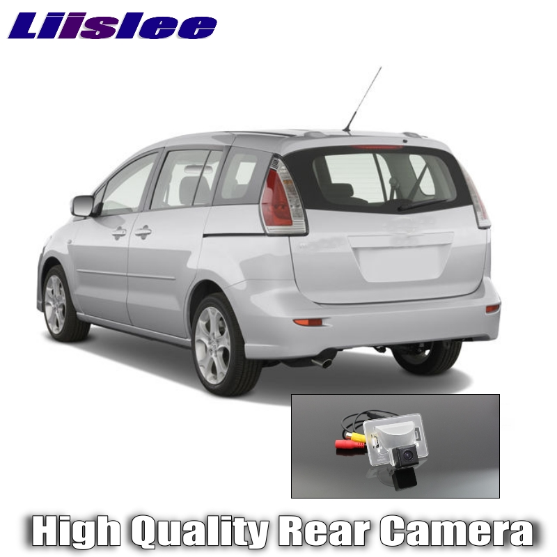 Liislee Car Camera For Mazda 5 Mazda5 M5 Premacy MK2 2005~2010 High Quality Rear View Back Up Camera For Friends CCD with RCA