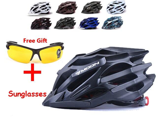 bike  Bicycle Helmet   moon Insect Net  Cycling   Ultralight  Integrally-molded  Bike Road Mountain Helmets<br><br>Aliexpress