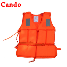 Water Life Jacket Life Vest Super Light Buoyancy Vest Float Ring Swim Snorkeling Dive Suit Equipment Swim Adult Kids(China)
