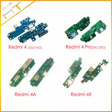 5pcs for Xiaomi Redmi 4A 4X 4 pro USB Charger Charging board Port Ribbon Flex Cable Micro USB Dock Connector  Redmi4A Red4 Red4X