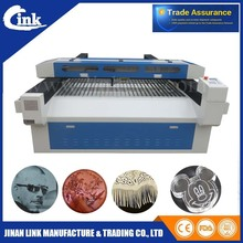 Multipurpose fabric laser cutting machine price 90W 100W/High quality photo crystal laser engraving machine