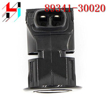 Car Reverse parking Sensors For IS250 ALE20 GSE20 GSE22 Crown Majesta Black White Silver 89341-30020 8934130020(China)