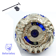 1pcs Beyblade Metal Fusion 4D set NEMENSIS BB120 Nemensis with launcher kids game toys children Christmas gift