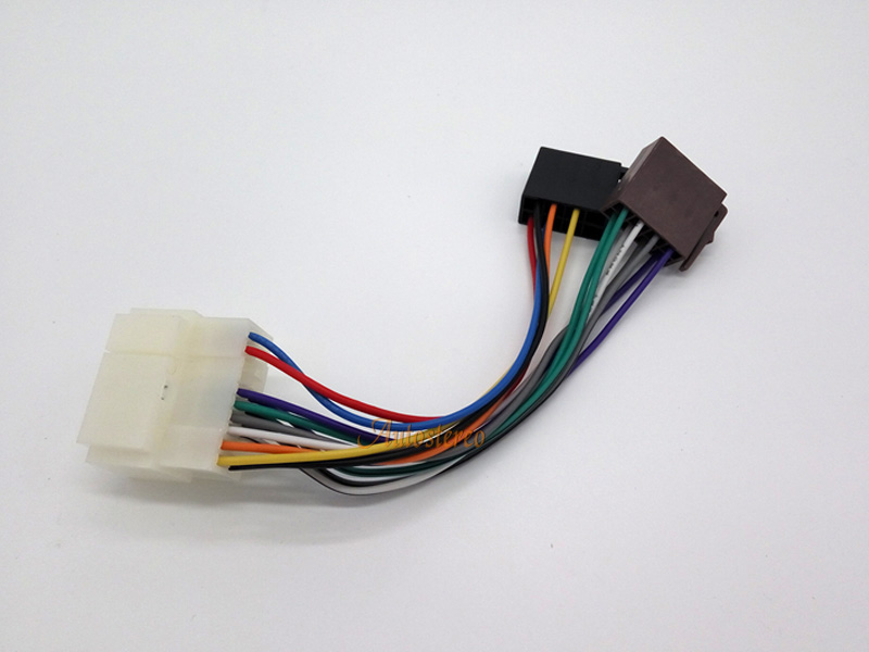 12 012 Autostereo ISO Radio Adapter for Honda Acura font b Suzuki b font Fiat Nissan online buy wholesale suzuki wiring harness from china suzuki wire harness fiat 124 at soozxer.org