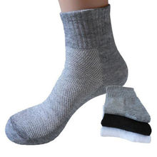 Best selling Brand New Practical 5 Pair Men's Sock Winter Thermal Soft Cotton Sport Sock Comfortable Socks High Quality(China)