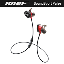 BOSE SoundSport Pulse Wireless Sport Heart Beat Rate Tracking Earphone Sweat Noise Resistant With Mic For Running Smartphone NFC(China)