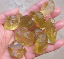 5 Pieces Raw Natural Citrine Quartz Crystal Rough Stones Original Brazil. Wholesales Price,Free Shipping