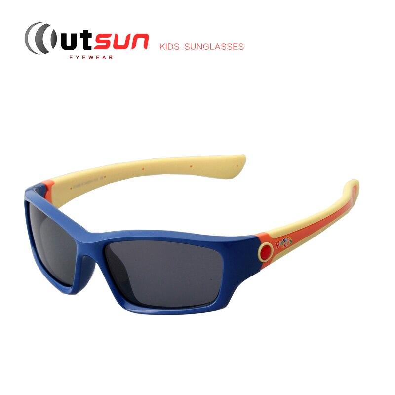 Hot 2017 New Fashion Kids Sunglasses Polarized UV400 Protection Polaroid Lens Outdoor Sport Driving Eyewear Child Sun Glasses<br><br>Aliexpress