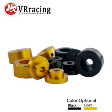 VR RACING - Solid Differential Mount Bushings For Nissan S14 S15 Drift Race JDM VR-DMB01(China)
