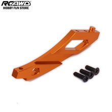 RCAWD Front Anti-Bending Plate Chassis Brace For Rc Hobby Car 1/10 HPI WR8 Series Flux 108023 101210 101268 WR80014