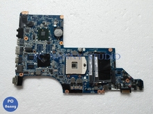 NOKOTION 631042-001 DA0LX6MB6H1 s989 hm57 for hp DV6 DV6-3000 w/ HD6370 512M Mainboard Laptop Motherboard(China)