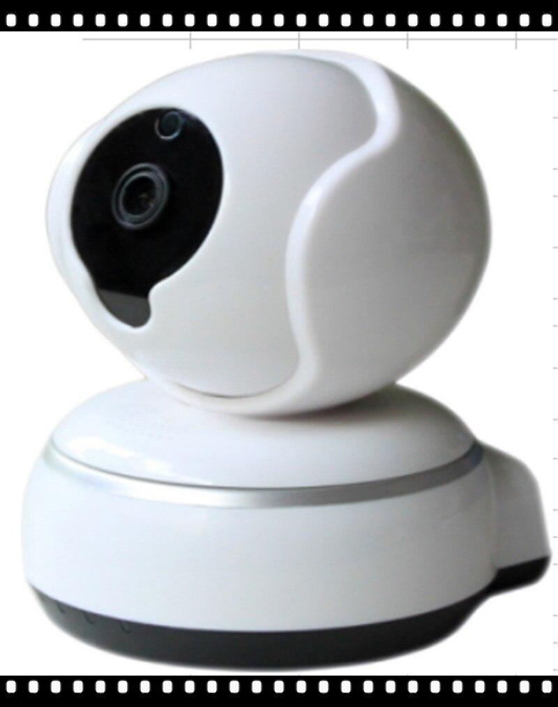 3.6mm Two Way Intercom 1.3MP Wireless IP Camera <br>