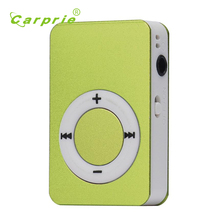 Carprie New Portable USB Digital Mini Mp3 Music Player Support 8GB Micro SD/TF Card 17Jun12 Dropshipping