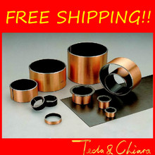 Buy SF-1 1810 1812 1815 1820 1825 1830 Self Lubricating Composite Bearing Bushing Sleeve SF1 18mm x 20mm x 10 12 15 20 25 30 mm