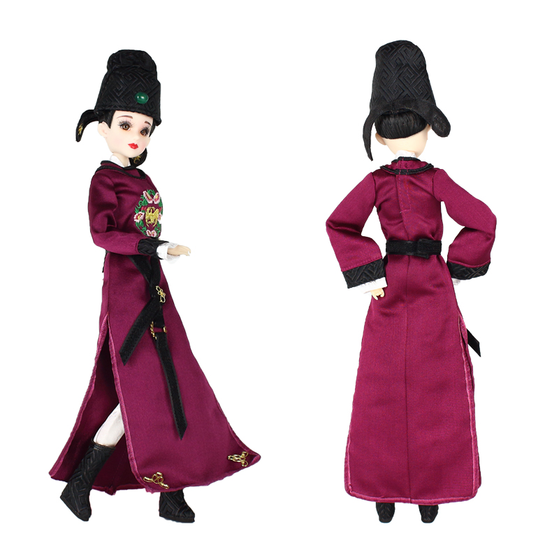 ICY-BLYTH-BJD-Fortune-days-Chinese-style-Limited-doll-joint-body-Ancient-officials-East-Charm-box (4)