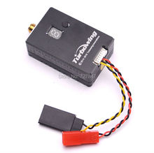 Original Turbowing TX600 5.8G 600mW 40CH Wireless AV Transmitter for RC Drone FPV Real Time Transmission(China)