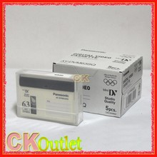 5 Pcs DVM63SQ Mini DV Cassette Tape Professional Digital Video SP LP MADE IN JAPAN with Free Gift
