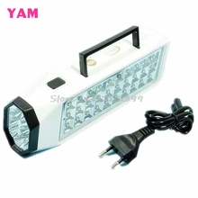 Mini 38-LED Rechargeable Emergency Light Lamp High Capacity #G205M# Best Quality