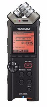 Tascam DR-22WL Latest Wireless New Portable Handheld Recorder with Wi-Fi - Bundled Portable Recorder free shipping