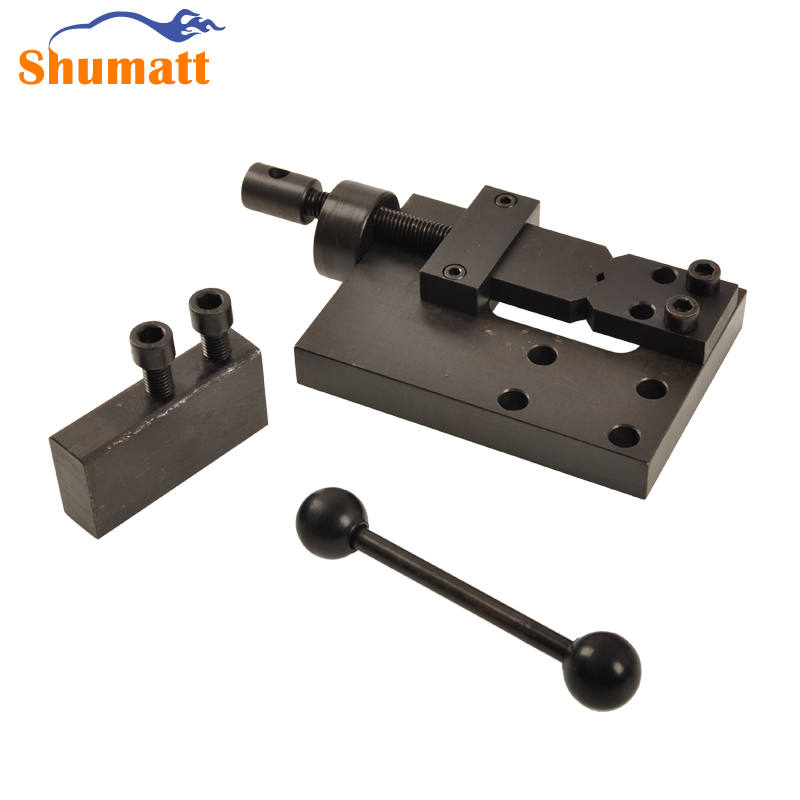 Fixed Clamping All Kinds of Common Rail Injector Vise With Handle Assembling Disassembling Tool Stand for Injectors 6mm-32mm<br><br>Aliexpress