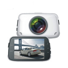6G Lens Car Camera Full HD 1080P Car Dvr Video Recorder 170 Degree Dash Cam Audio Motion Activated Detection Night Vision