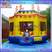 Birthday Party Inflatable bouncer bouncy jumping castle for kids games and party Jumping Bouncy Castle With Slide