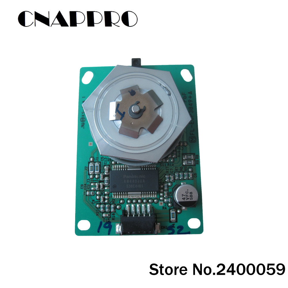 Genuine Recycle AX06-0181 AX05-0141 AX060181 AX050141 Polygon Mirror Motor for Savin 2522 2527 4022 4027 9922DP 9927DP SLP27<br>