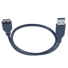 USB 3.0 Cable Date Transfer USB 3.0 Extension Cable for External Hard Drive Disk HDD for Computer Laptop A Male to Micro B