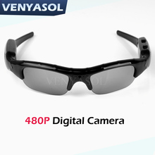 VENYASOL HD Smart  Glasses Camera Polarized Outdoor Action Sport Video Camcorder DVR DV Mini Driving Sunglasses Cam