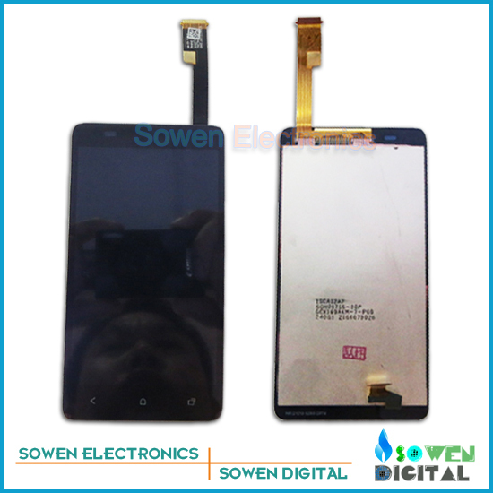 for HTC One SU T528W LCD display screen with touch screen digitizer assembly full set<br><br>Aliexpress