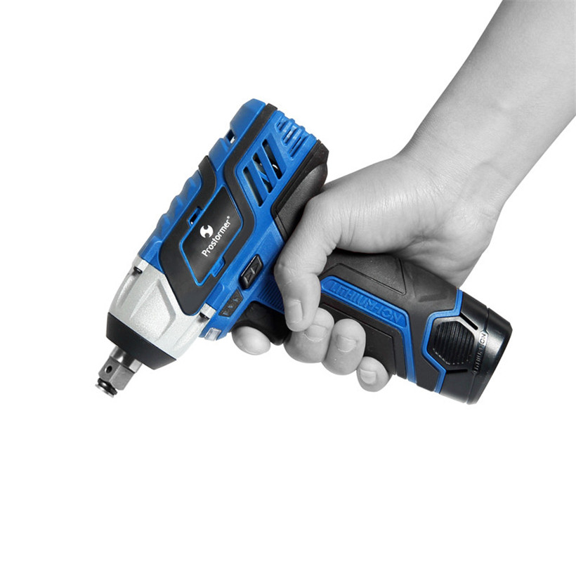 12V Electric drill screwdriver wrench (2)