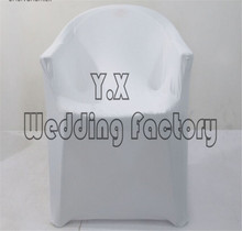 buy spandex chair plastic covers for weddings and get free shipping