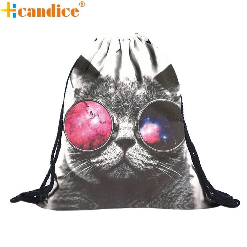 Best Gift Hcandice New Nylon leisure Backpack Rucksack School Satchel Bag Bookbag drop ship bea6613  Drop Shipping Wholesale<br><br>Aliexpress
