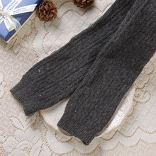 3 Pair New Winter warm Solid Color Rabbit wool Leg warmers for Women/female/lady, Vogue Clothes Accessories Boot legging LM110