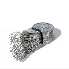 100 Pcs Stitch Insertion Accessories Needle Threader For Hand Sewing Machines