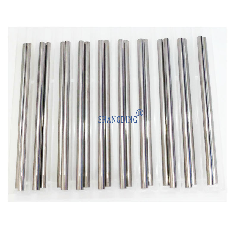 4MM X 100MM ROUND SOLID CARBIDE ROD LATHE TOOL 2x