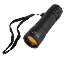Mini telescope 10x25 single tube high definition and  low light level night vision small telescope