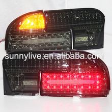 For PROTON Wira LED Tail lamp Smoke Black color 1992-2009 Year YZ