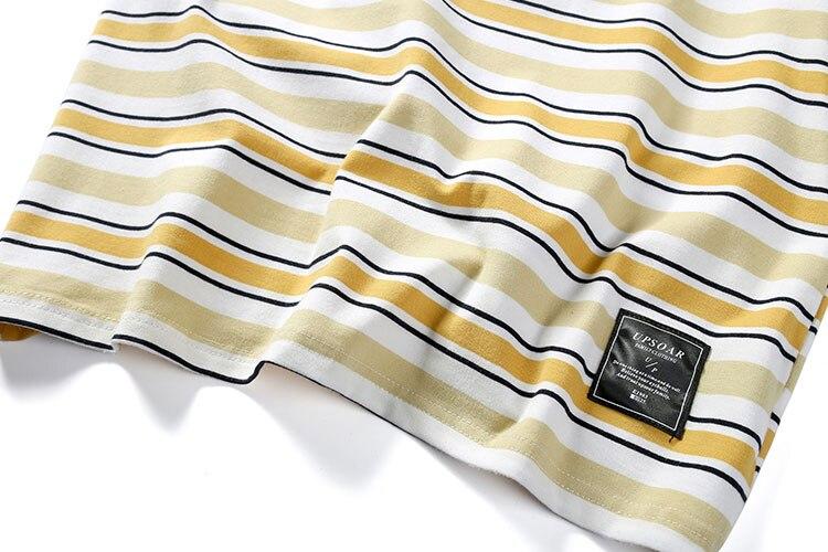 Harajuku Stripe T Shirts 2-1