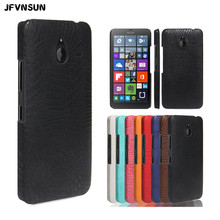For Lumia 640 640xl Case Crocodile Skin Print Case for Microsoft Nokia Lumia 640 / 640 XL Cover Luxury Leather Protective Cases(China)